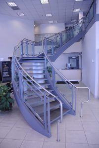 Glass Guards & Stainless Steel Handrails