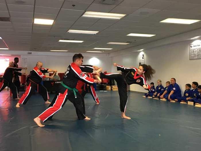 Braselton Georgia Karate Classes