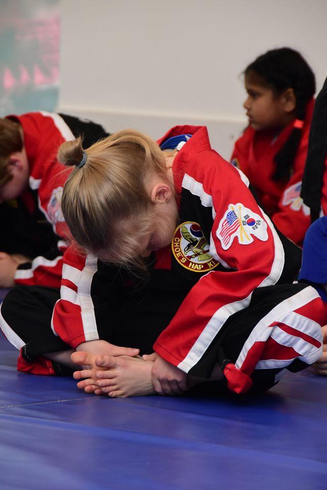 Karate Braselton GA Flexibility