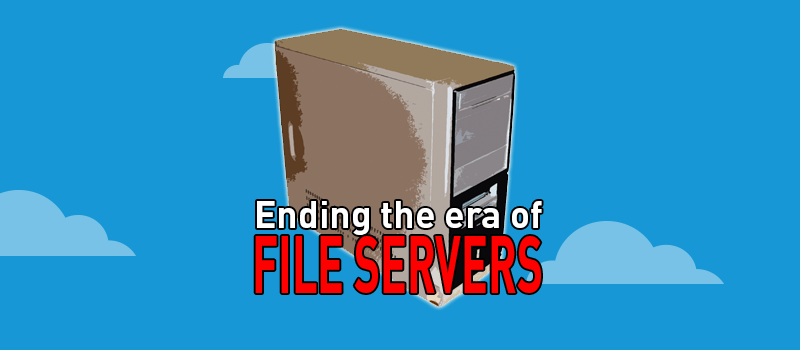 Replace your File Server- ShareSync