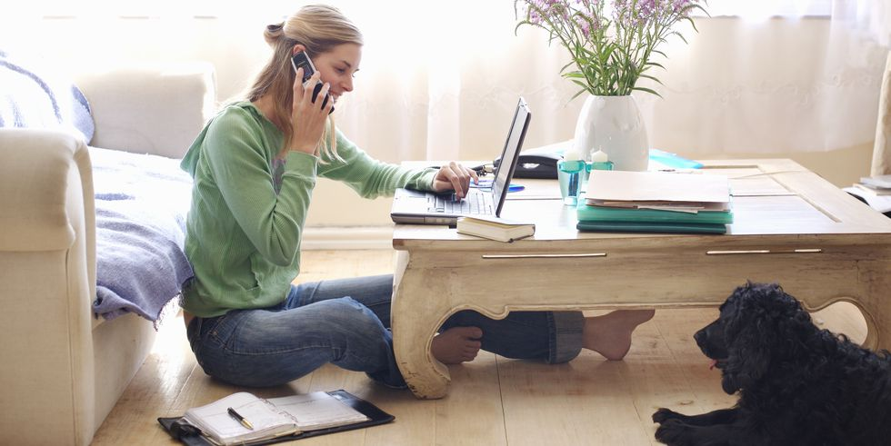 IT Security Tip: Working from home? DON'T DO THIS!