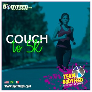 Bodyfeed Triathlon Coaching Couch To 5k Program