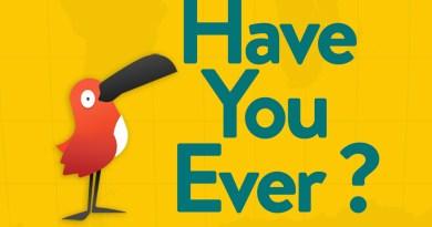 Aprenda a usar perguntas com Have you ever?