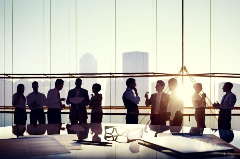 meeting - usando inglês para negócios