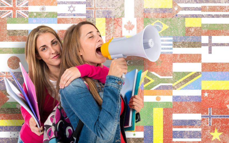 adolescentes - melhor idade para aprender inglês
