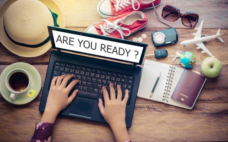 are you ready - pergunta em ingles