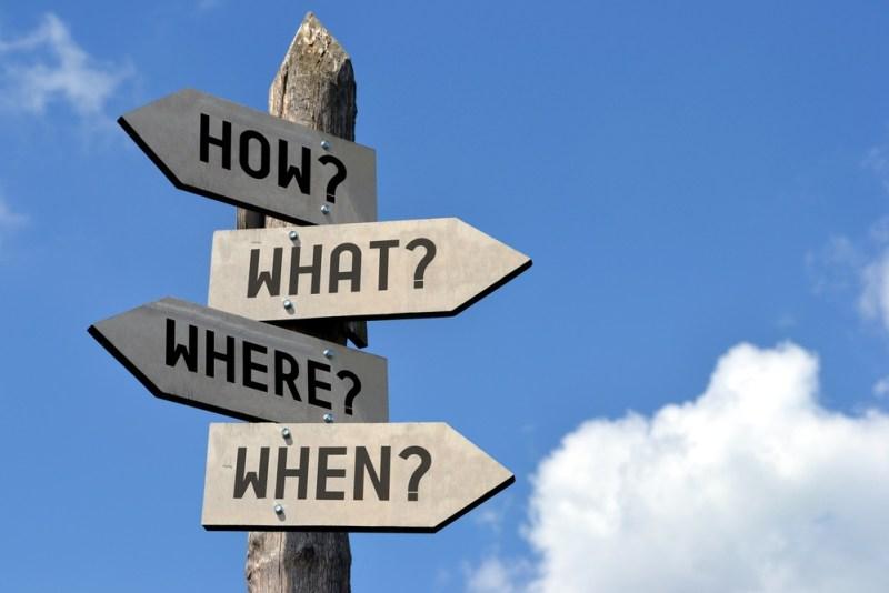 how when where what perguntas em ingles para viajar