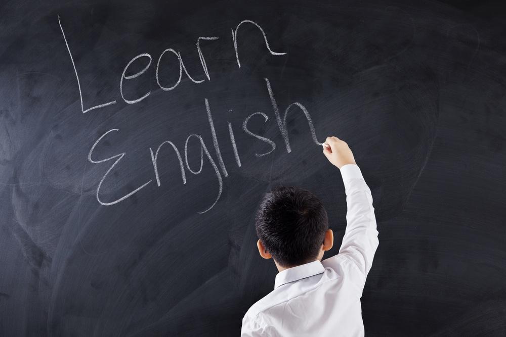fases para aprender ingles crianças