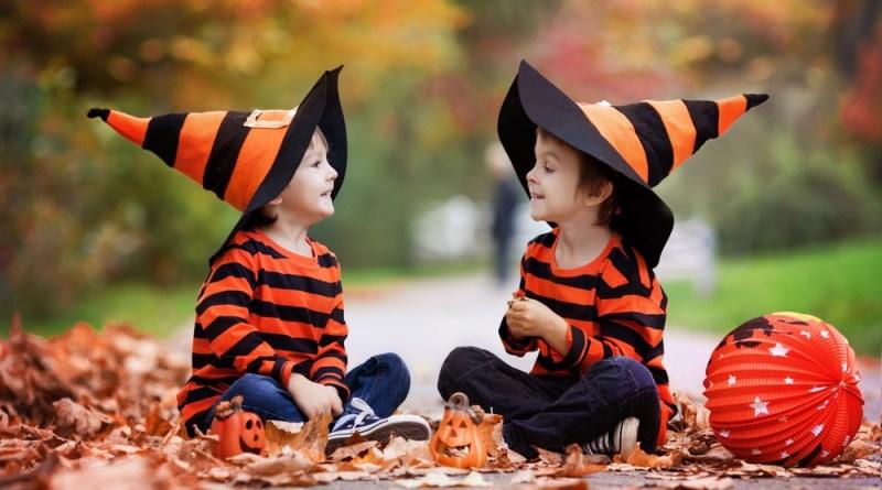 Conecte-se com o professor para falar do Halloween! (Atualizado 2019)