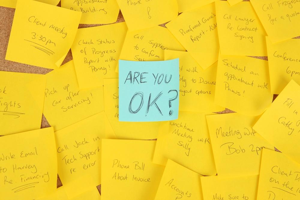 Are you ok Como responder la pregunta en ingles