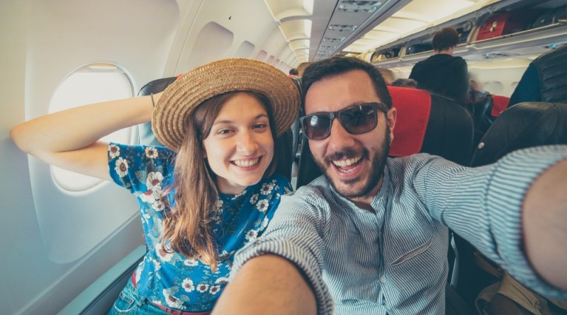casal ingles no aviao com cambly learn english