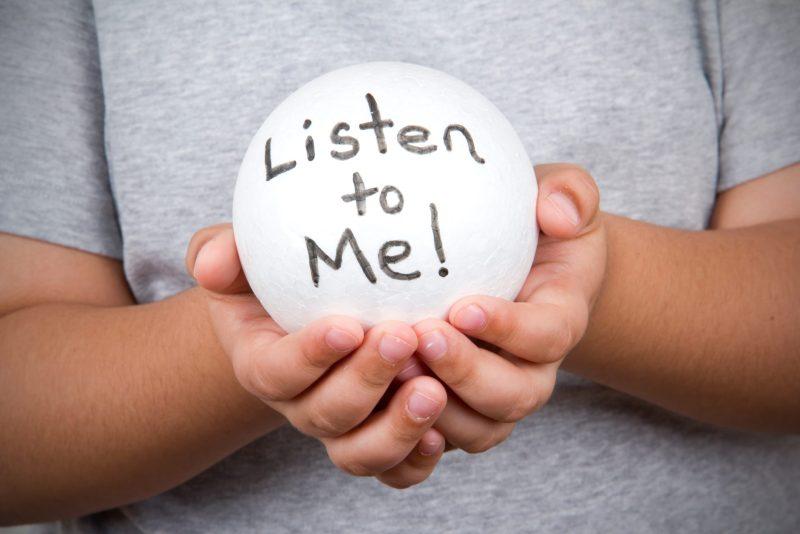 forma imperativa em ingles cambly listen
