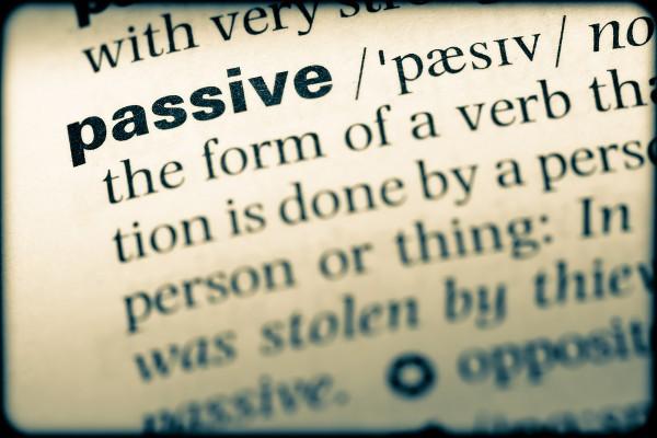 passive voice active voice cambly aula de ingles