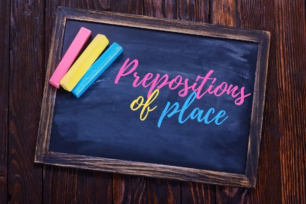 prepositions of place cambly ingles online