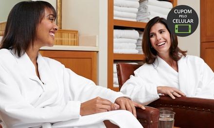 Noah Spa – Setor Sudoeste: day spa com 5 procedimentos para 1 ou 2 pessoas