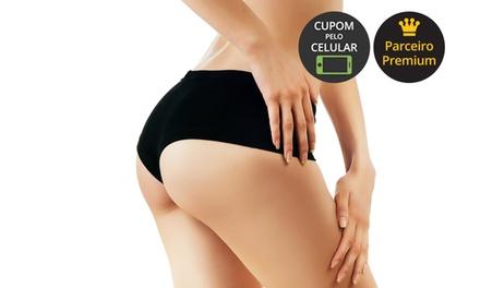 Estética Evolution – Nazaré: 5, 10 ou 15 visitas com lipocavitação e endermo + massagem modeladora ou drenagem