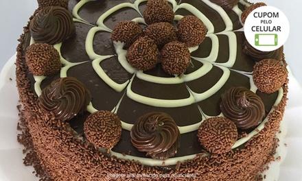 Pãozinho e Cia   Vila Laura: bolo decorado ou torta doce