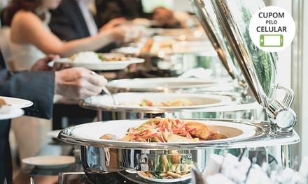 Grelhados, buffet de pratos quentes, saladas e sobremesa para 1, 2 ou 4 pessoas no Bella Chica Restaurante – Sarandi