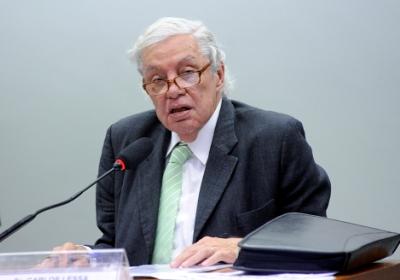 Carlos Lessa, Ex-presidente do BNDES (Lucio Bernardo Jr./Agência Câmara)