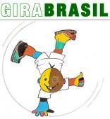 Gira Basil logo Capoeira