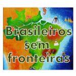 Brasileiros Sem Fronteiras logo 2015