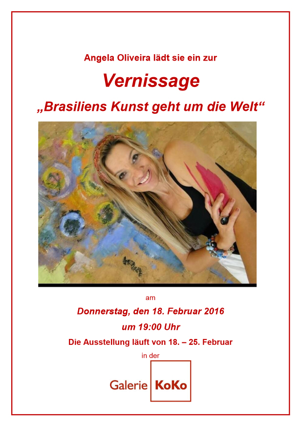 Brasiliens Kunst geht um die Welt