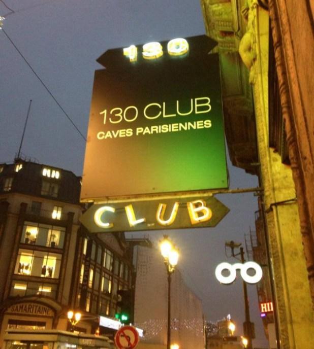 130 Club - Caves Parisiennes