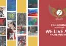 """O vernissage """"We live art"""" em Nuremberg na Alemanha"""