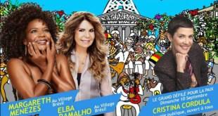 Paris abre as portas para a 16ª edição do evento cultural Lavagem da Madeleine