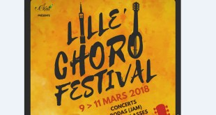 A associação Açaí apresenta o 1° Festival de Choro de Lille