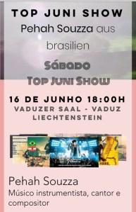 Brasilianische Musik aus dem Nordosten Brasiliens in Liechtenstein @ Vaduzer Saal | Vaduz | Vaduz | Liechtenstein