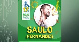Show Saulo Fernandes – FESTIVAL LAVAGE DE LA MADELEINE