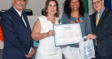 Miriam Merci recebe homenagem em Recife – Mulheres que Mudaram a História de Pernambuco