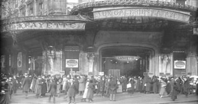 História do grupo Galeries Lafayette