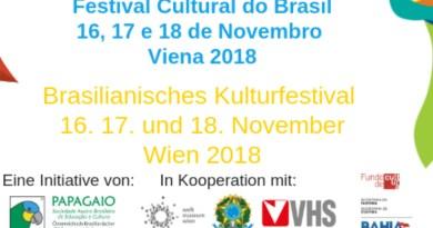 6º Festival Cultural do Brasil na Áustria