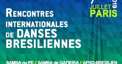RENCONTRES INTERNATIONALES DE DANSES BRESILIENNES