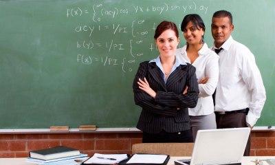 Professores temporários