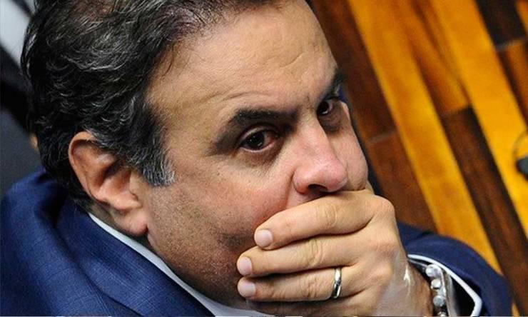 'Meu filho está preso por lealdade a você', diz pai de Frederico Pacheco para Aécio Neves
