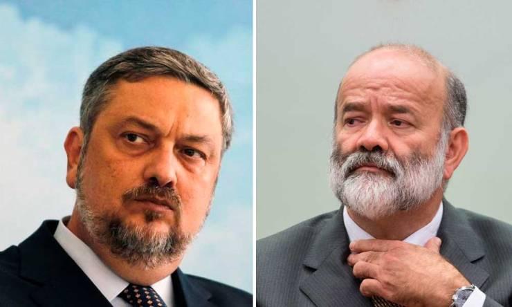 Lava Jato: MPF pedirá aumento de pena para Palocci e Vaccari