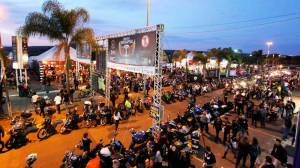 Confira as imagens do primeiro dia do Brasília Capital Moto Week
