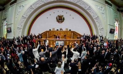 Parlamento venezuelano pede que países não reconheçam Constituinte