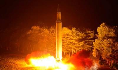 Míssil da Coreia do Norte sobrevoa o Japão