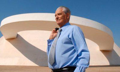 Ex-governador do DF Joaquim Roriz é internado