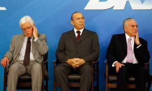 Janot pede inclusão de Temer, Padilha e Moreira em inquérito que investiga organização criminosa