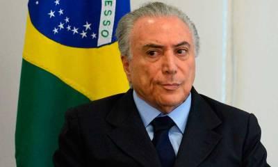 Defesa de Temer pede ao STF suspensão de eventual denúncia contra o presidente