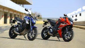 Honda CB 650F e CBR 650F: versões 2018 renovadas na técnica e estética exaltam a incomparável magia do tetracilindros