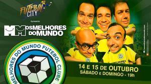 Peça 'Os Melhores do Mundo Futebol Clube' chega à Capital