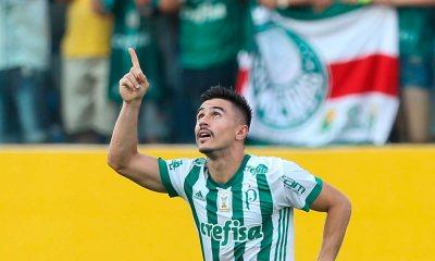 Palmeiras vence o Dragão fora de casa e vai para 3º