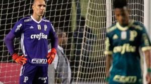 Palmeiras abre dois, mas cede empate ao Bahia
