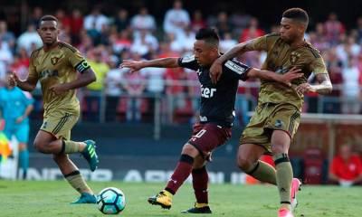 São Paulo toma sufoco no Morumbi, mas vence o Sport